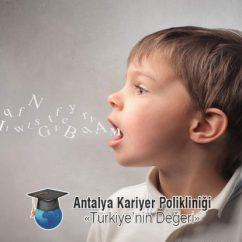 Antalya Dil ve Konuşma Terapisi Yüksek Lisans Programı Unutmayın size bir telefon kadar yakınız. +90 535 880 42 98