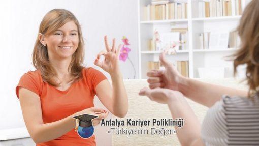 Üniversite Onaylı İşaret Dili Eğitimi ve Sertifikası