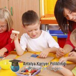 montessori eğitmen eğitimi antalya