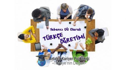 Üniversite Onaylı Yabancı Dil Olarak Türkçe Öğretimi Sertifika Programı Unutmayın size bir telefon kadar yakınız. +90 535 880 42 98